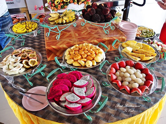 Fruit Buffet