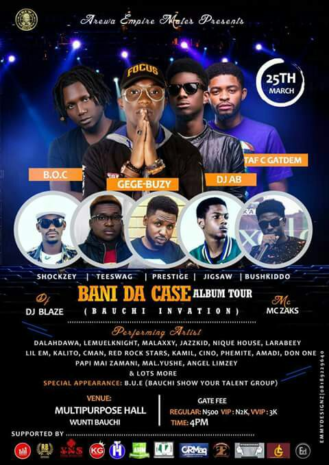 "ALL YOU NEED TO KNOW ABOUT ""BANI DA CASE""(ZeroCase) @BEEHIVE ( BAUCHI STATE)"