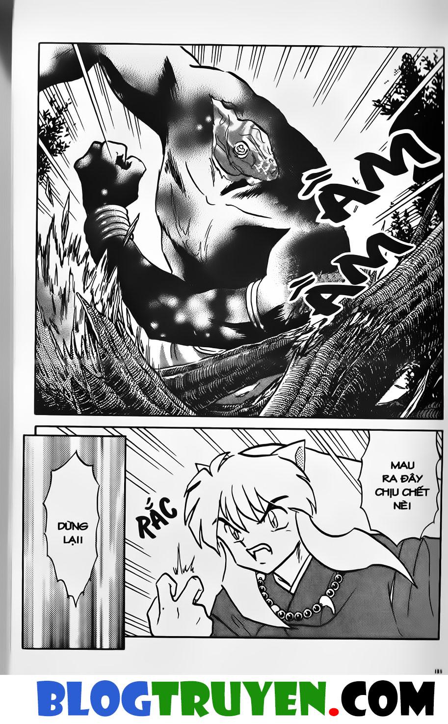 Inuyasha vol 30.8 trang 4