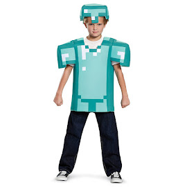 Minecraft Disguise Armor Classic Costume Gadget