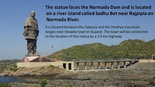 How to reach World's Tallest Statue of Unity