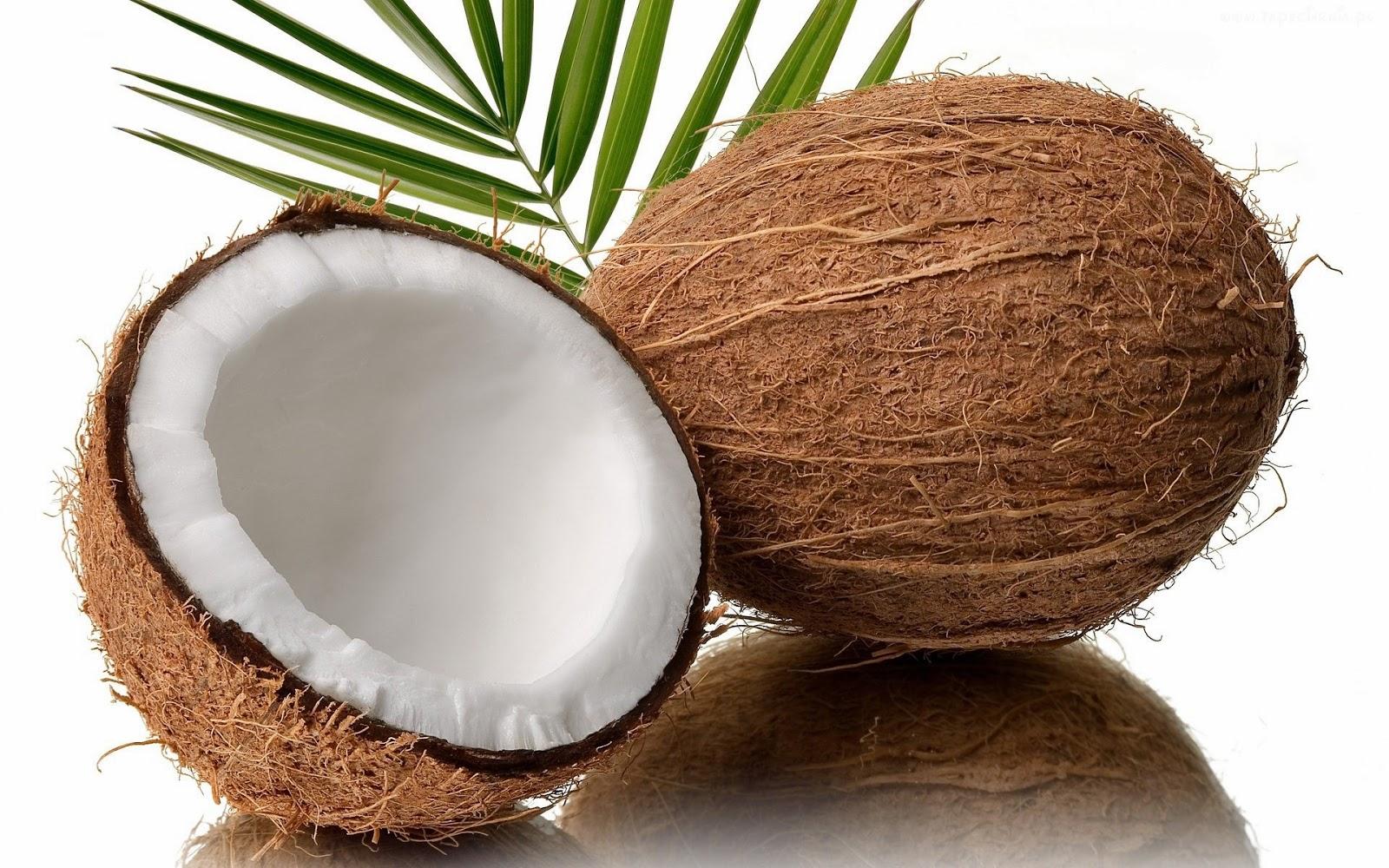 Olej kokosowy - jak pięknie pachnący kokosek spisał się na moich falach?
