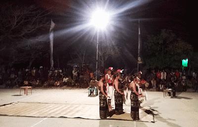 Tari Ledo Hawu Tarian Daerah Sabu Raijua Nusa Tenggara Timur