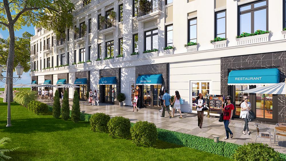 Đầu tư tại Shophouse Taseco Nam Định, cơ hội sinh lời lớn trong tương lai