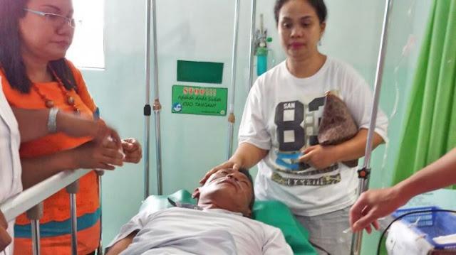 Ketua DPRD Siantar Diduga Mabuk saat Memimpin Rapat, Hingga Dilarikan ke Rumah Sakit