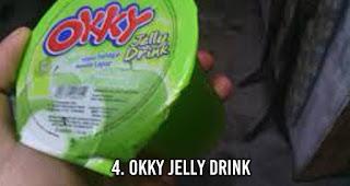 Okky Jelly Drink Tidak Aman dikonsumsi Balita dan Ibu Hamil