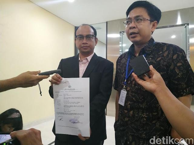 Burhanuddin Muhtadi Polisikan Netizen yang Sebut Hasil Quick Count Bohong