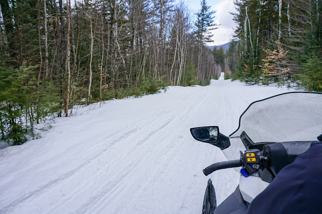 Northern Extremes Snowmobiling-White Mountains- New Hampshire