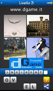PACCHETTO 4 Soluzioni Trova la Parola - Foto Quiz soluzione livello 3