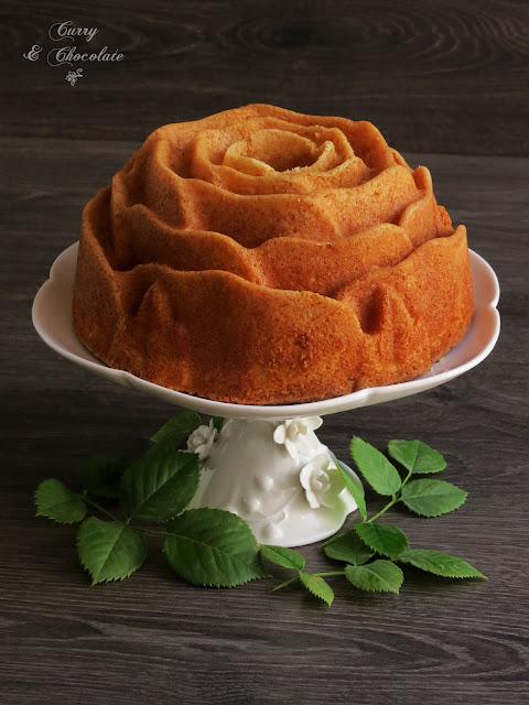 Bizcocho de anís – Anis bundt cake