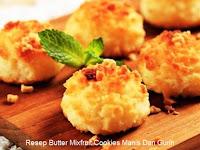 Resep Butter Mixfruit Cookies Manis Dan Gurih Untuk Sajian Spesial Lebaran