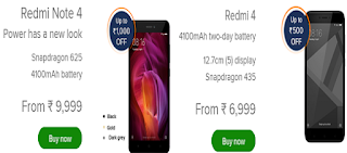 Mi Republic day Sale and offers