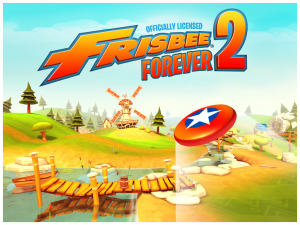Frisbee Forever 2 MOD APK (Unlimited Money)
