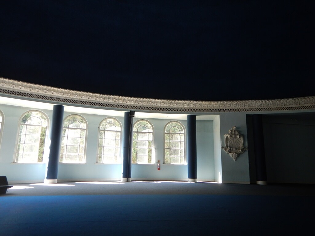 palacio quitandinha por dentro