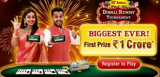 Jaipur, Rajasthan, Online Rummy, Rummy platform, RummyCircle.com, Diwali Rummy Tournament