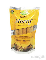 Produk Makanan Camilan Pawon Narasa Egg Roll Mocaf - UKM Zone