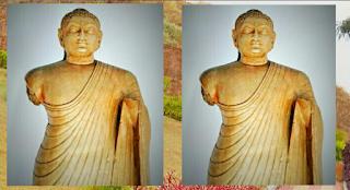 Nelakondapalli buddha statue
