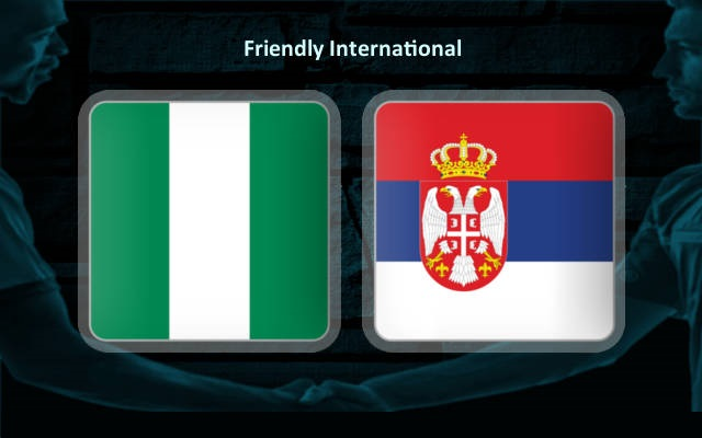 Nigeria vs Serbia Full Match And Highlights