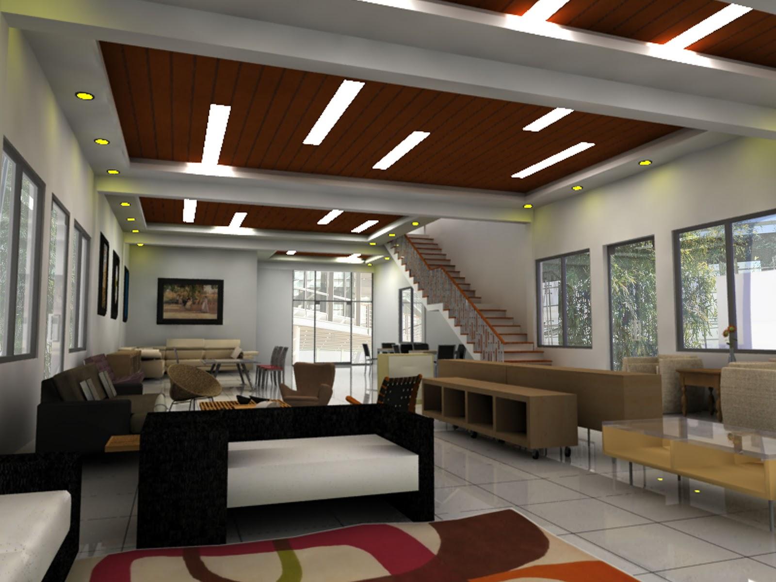 murah mana baja ringan atau kayu desain pemasangan plafon | rumah minimalis terbaru ...