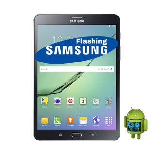 Cara Mudah Flashing Samsung Galaxy Tab S2 SM-T715Y