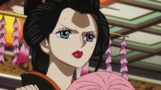 One Piece Episodio 928