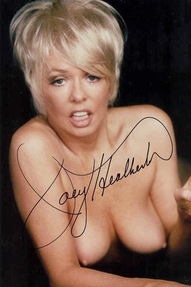 Nude photos joey heatherton