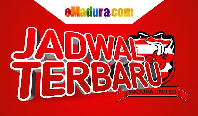 Gambar Jadwal Madura United Liga 1 2018