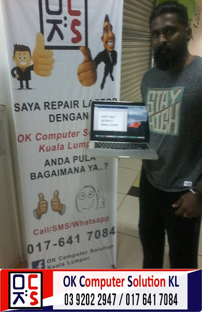 [SOLVED] UPGRADE SSD MACBOOK PRO A1278 | REPAIR MAC AMPANG 4