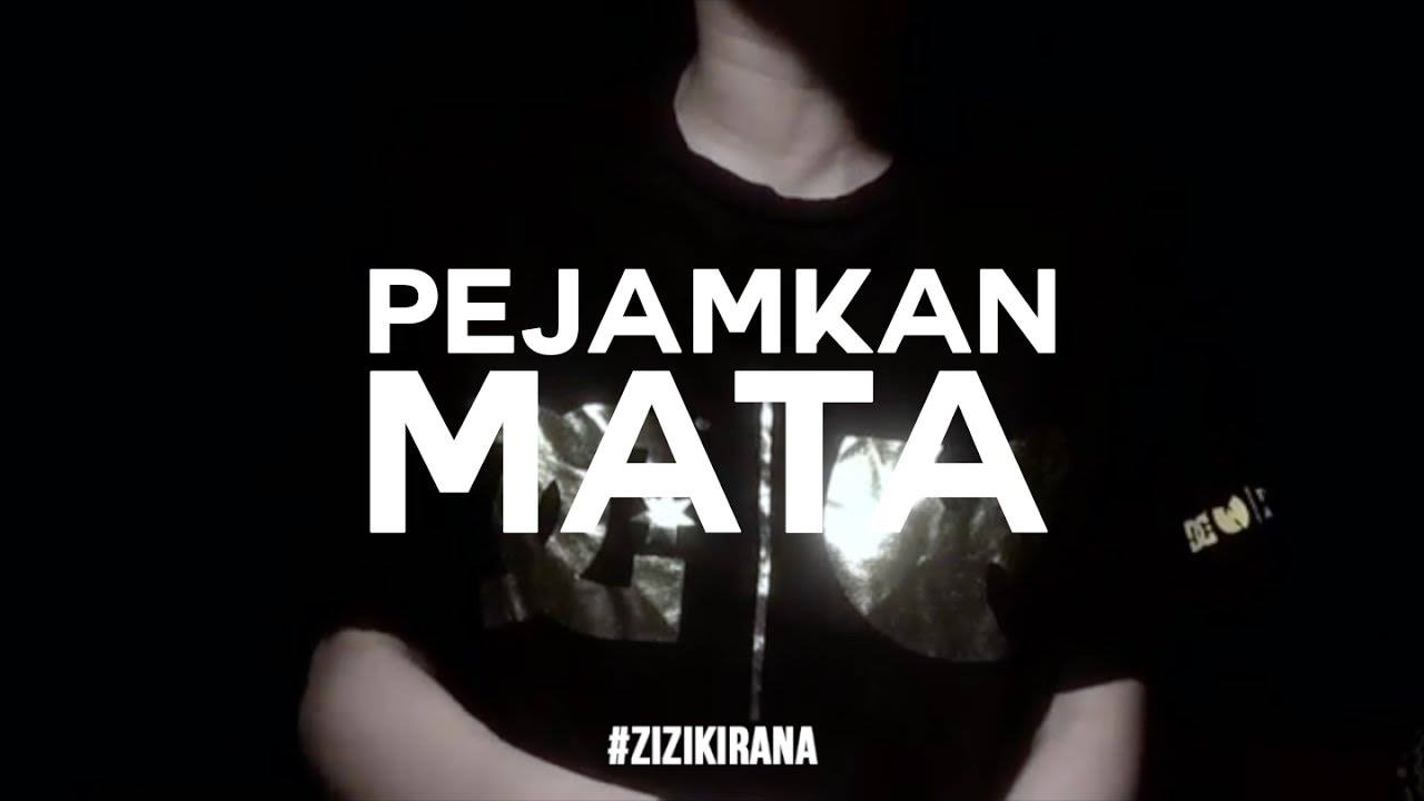 Lirik Lagu Malaysia Terkini Lirik Lagu Pejamkan Mata Oleh Malique Feat Dayang Nurfaizah