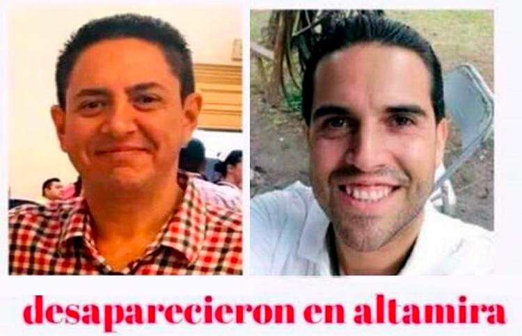 """Tamaulipas: Primo y abogado de """"La Yegua"""" líder del CDG, se encuentran secuestrados."""