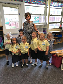 Montgomery Catholic Welcomes Students Back to Campus 1