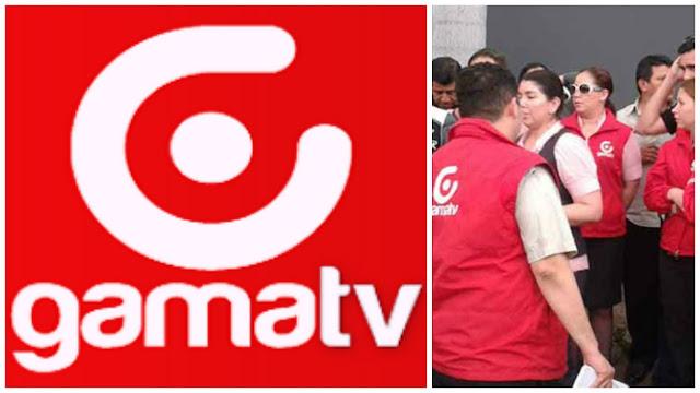 gama tv cierre