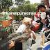 BPBD Purworejo Gelar Simulasi Tanggap Bencana Tsunami di Kecamatan Grabag
