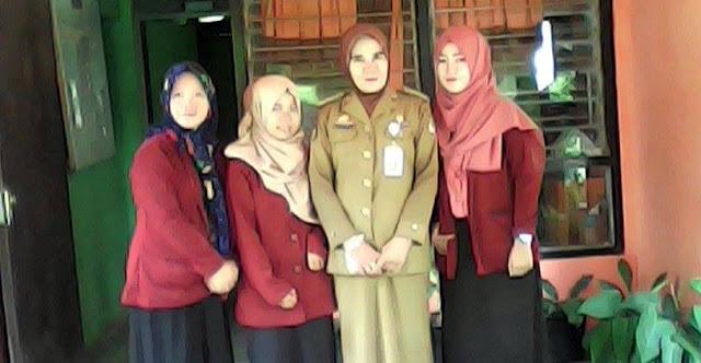 SMPN 5 Sengkang Lepas Mahasiswa PPL Puangrimaggalatung