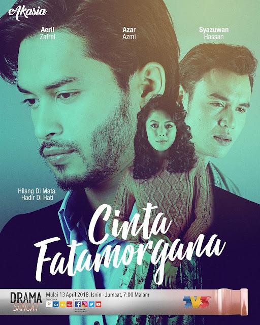 Drama Cinta Fatamorgana (TV3)