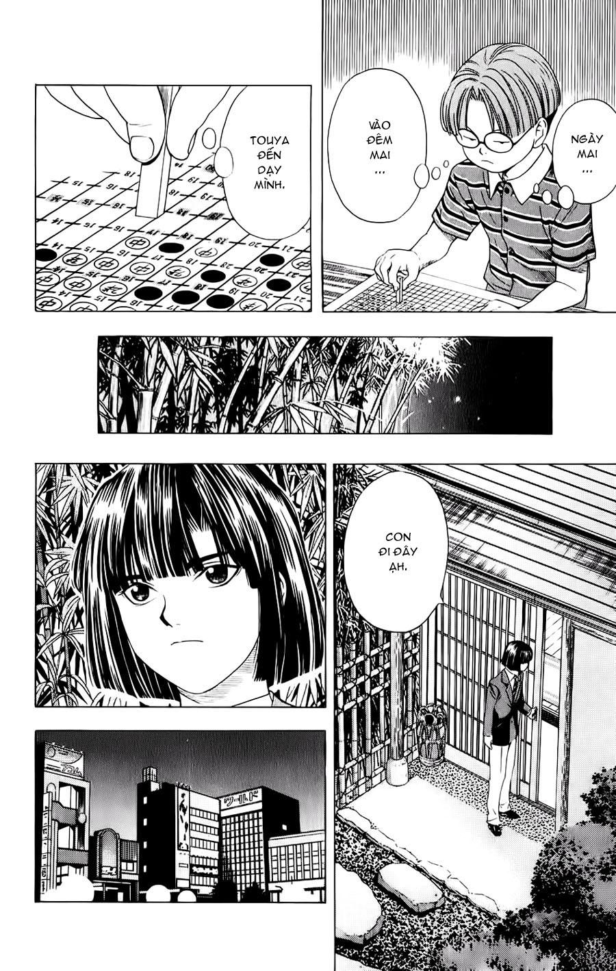Hikaru No Go hikaru no go chap 79 trang 19