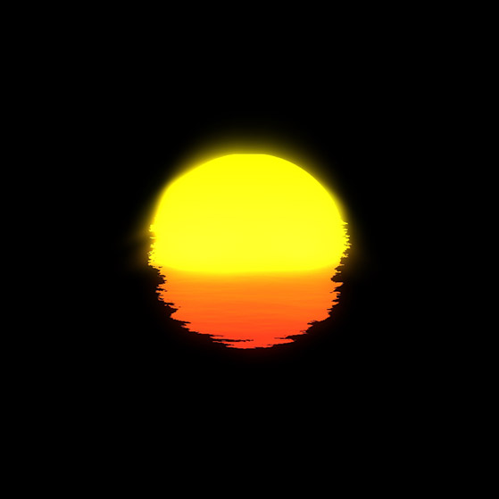 Neon Sunset Wallpaper Engine
