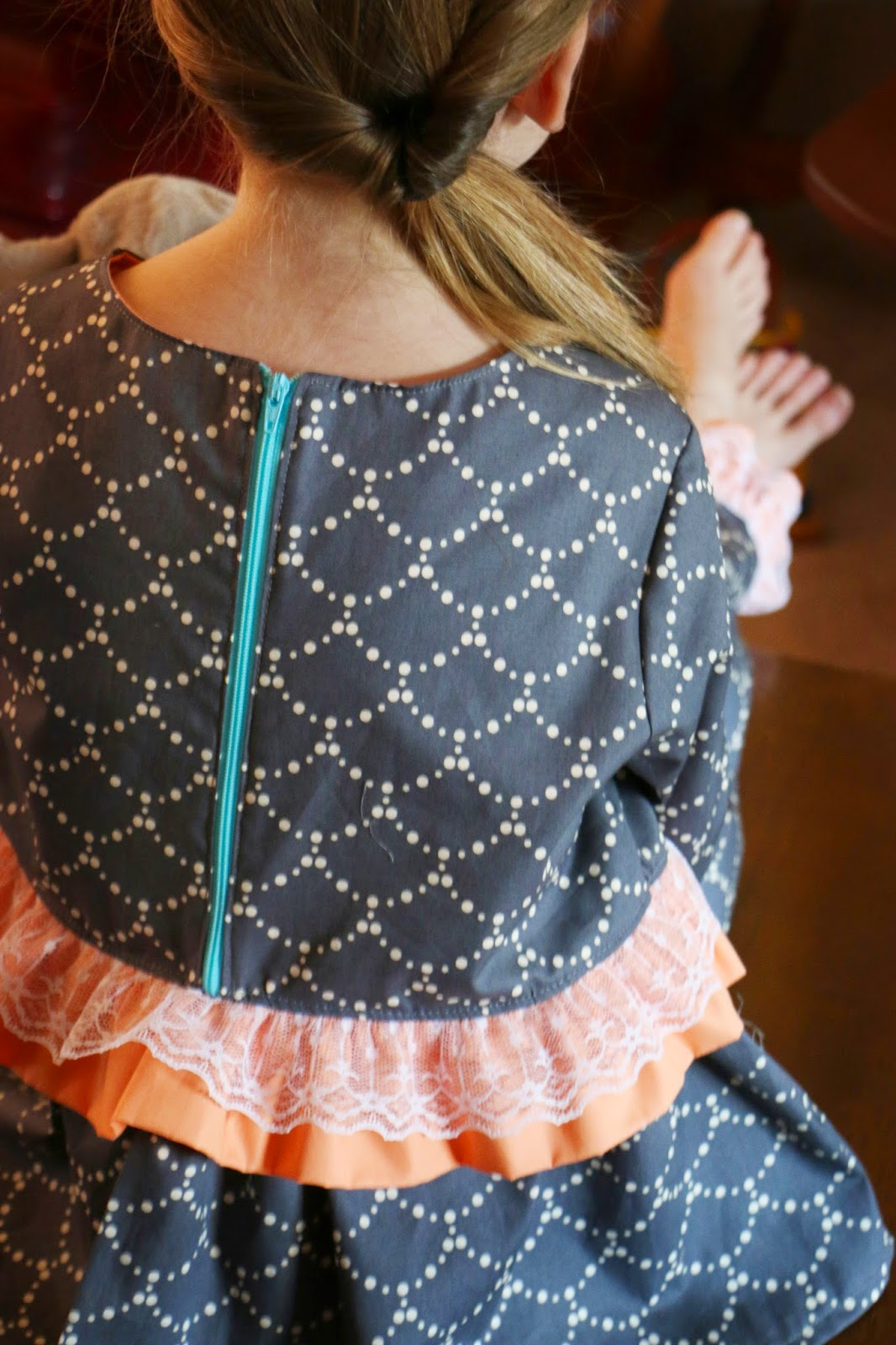 7884f2e037 The second thing I did was to widen the Bodice Ruffle. I wanted to add a  third layer to the bodice simply because I hate even numbers (I know – I  have ...