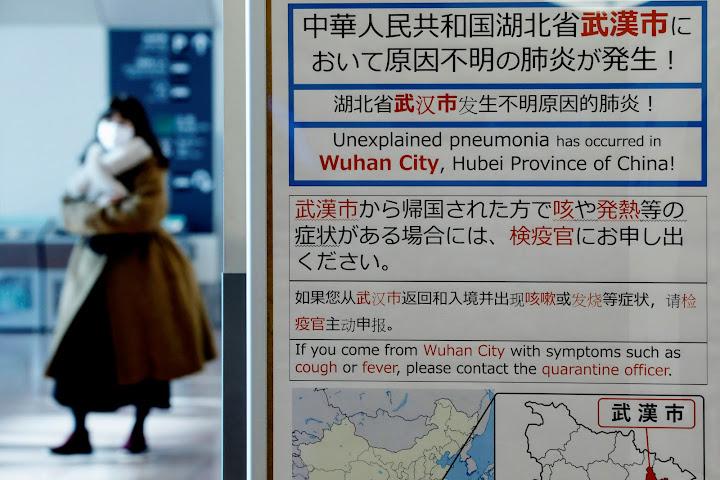 Китай построит госпиталь занеделю для лечения заражённых коронавирусом