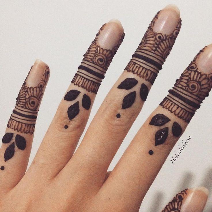 Henna Finger Tattoos: Latest Bridal Mehandi Trends For Wedding Season