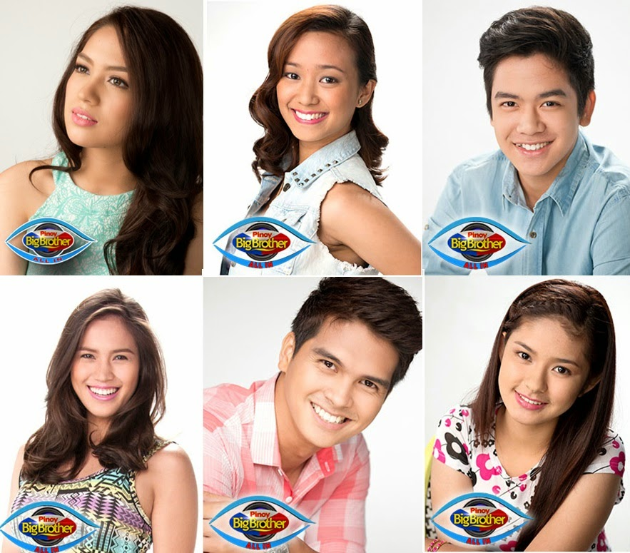 PBB All In nominated housemates all out challenge