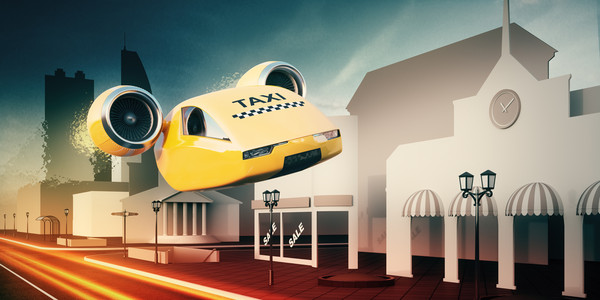 taxis volants