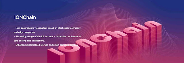 IONChain.org Aims at Becoming the IOTA in China
