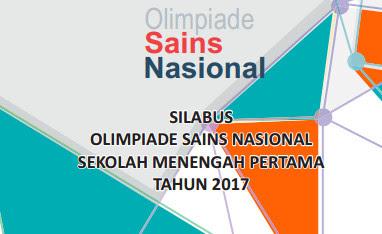 Download Silabus OSN SMP Tahun 2017