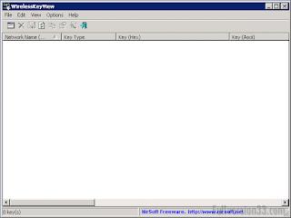 WirelessKeyView 2.05
