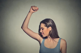 Reasons for body and Underarms Odor