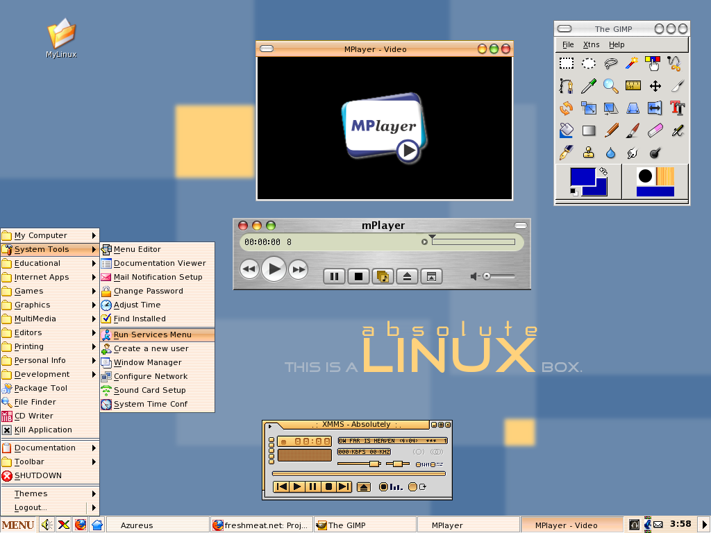 How to Install Absolute Linux Distro Lightweight for Older