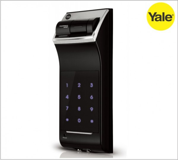 Wts Yale Biometric Digital Lock On Sales Malaysia