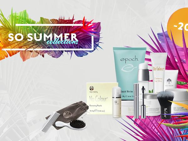 NU So Summer Collection - třetí slevový týden