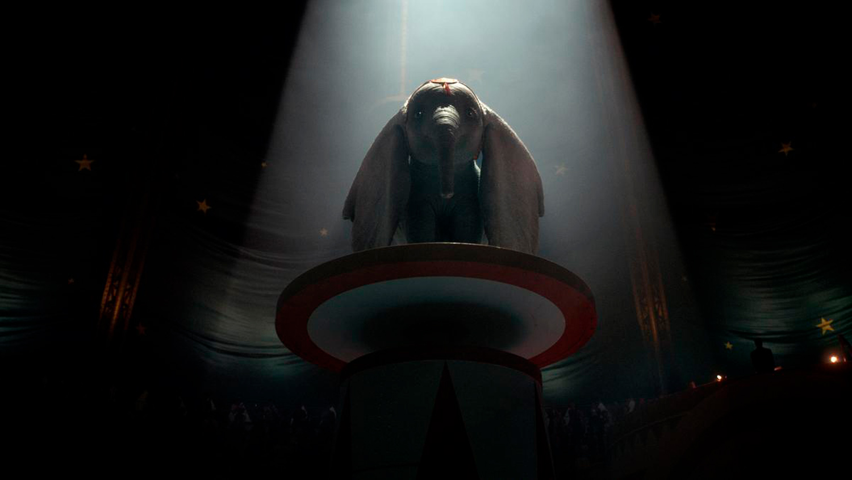 DUMBO 2019 - Tim Burton - pelicula